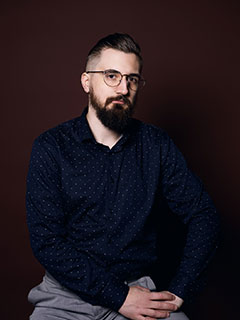 Psycholog Bartosz Bohaterewicz