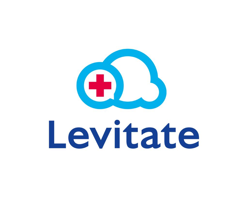 Wizyty domowe psychologa logo levitate